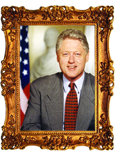 Bill Clinton 1999